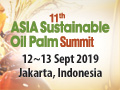 Asia Sustainable Oil Palm Summit 2019