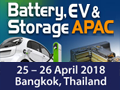 Battery, EV & Storage APAC