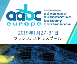 9th International Advanced Automotive Battery Conference Europe