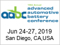 Advanced Automotive Battery Conference 2019
