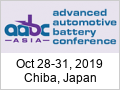 Advanced Automotive Battery Conference Asia 2019