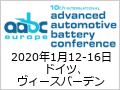 10th International Advanced Automotive Battery Conference Europe
