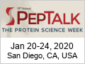 19th Annual PepTalk - The Protein Science Week