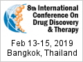 8th International Conference On Drug Discovery & Therapy