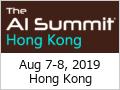 The AI Summit Hong Kong 2019