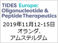 TIDES Europe: Oligonucleotide and Peptide Therapeutics 2019