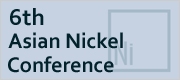 6th Asian Nickel Conference