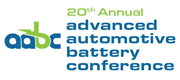 20th Annual Advanced Automotive Battery Conference