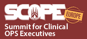 2nd Annual Summit for Clinical OPS Executives (SCOPE) Europe