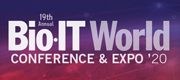 19th Annual Bio-IT World Conference & Expo 2020