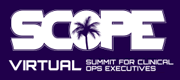 12th Annual Summit for Clinical Ops Executives (SCOPE) Virtual 2020