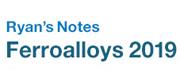 CRU Ryan's Notes Ferroalloys 2019