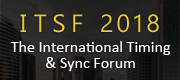 ITSF 2018 (The International Timing & Sync Forum)