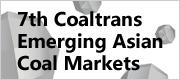 7th Coaltrans Emerging Asian Coal Markets