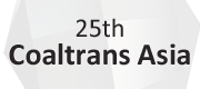 25th Coaltrans Asia