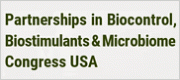3rd Partnerships in Biocontrol, Biostimulants & Microbiome Congress USA