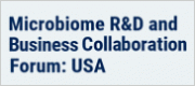 6th Microbiome R&D and Business Collaboration Forum: USA