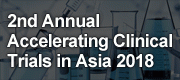 2nd Annual Accelerating Clinical Trials in Asia 2018