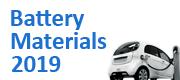 Battery Materials 2019