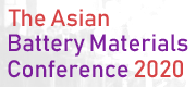 The Asian Battery Materials Conference 2020