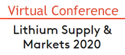 Virtual Conference: Lithium Supply & Markets 2020